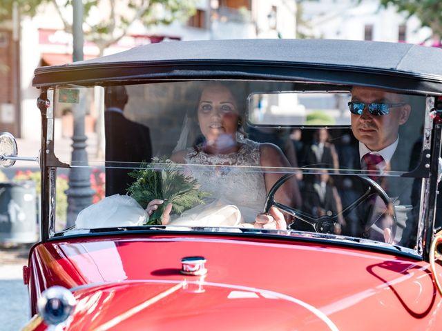 La boda de Jesús y Nieves en Galapagar, Madrid 27
