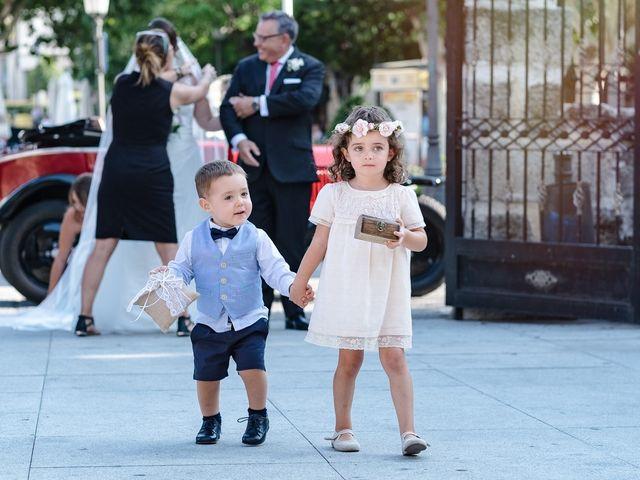 La boda de Jesús y Nieves en Galapagar, Madrid 31