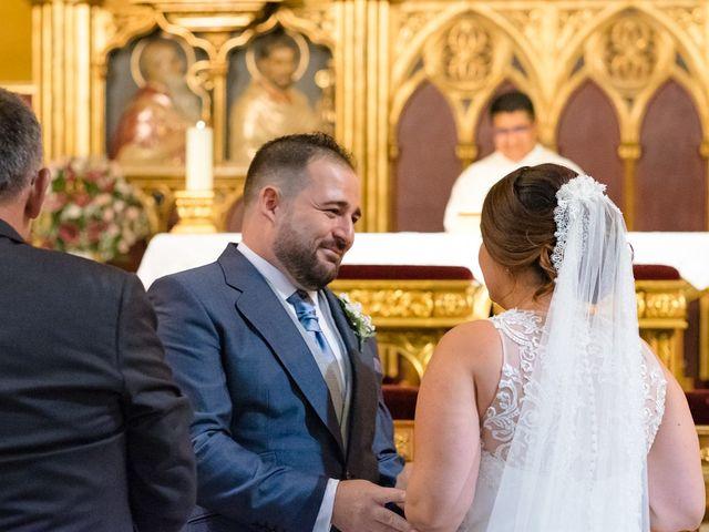 La boda de Jesús y Nieves en Galapagar, Madrid 33