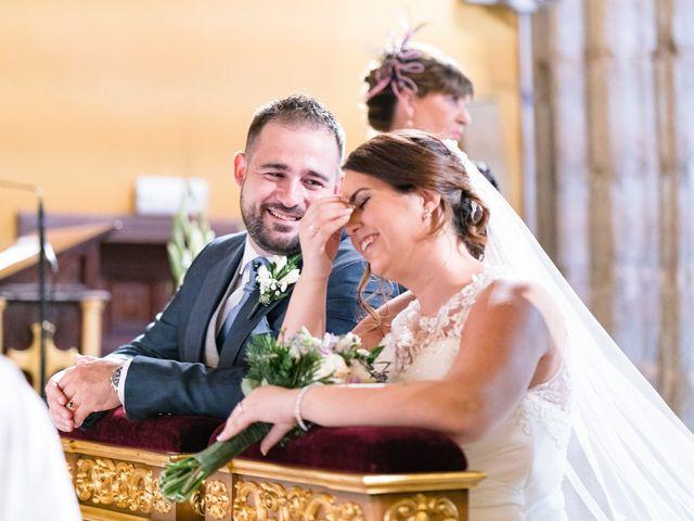 La boda de Jesús y Nieves en Galapagar, Madrid 34