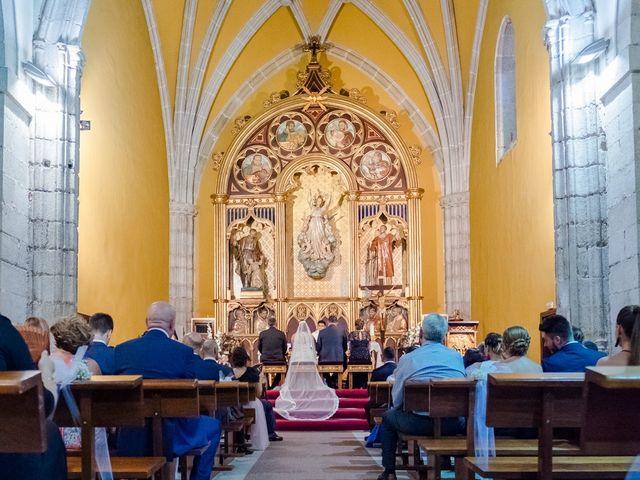La boda de Jesús y Nieves en Galapagar, Madrid 35