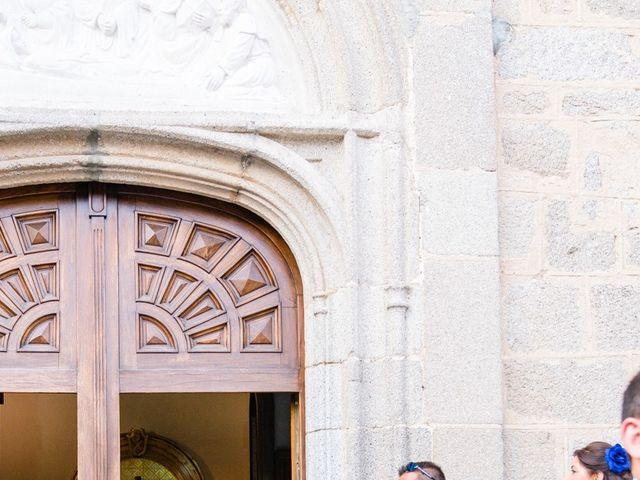 La boda de Jesús y Nieves en Galapagar, Madrid 37