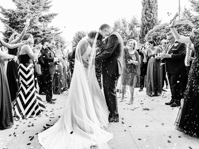 La boda de Jesús y Nieves en Galapagar, Madrid 41