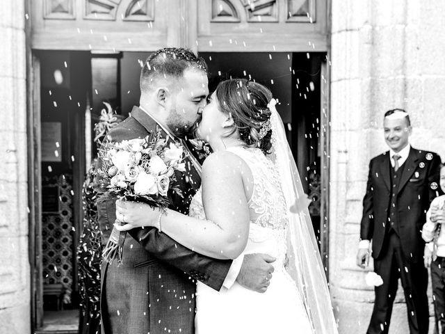 La boda de Jesús y Nieves en Galapagar, Madrid 42