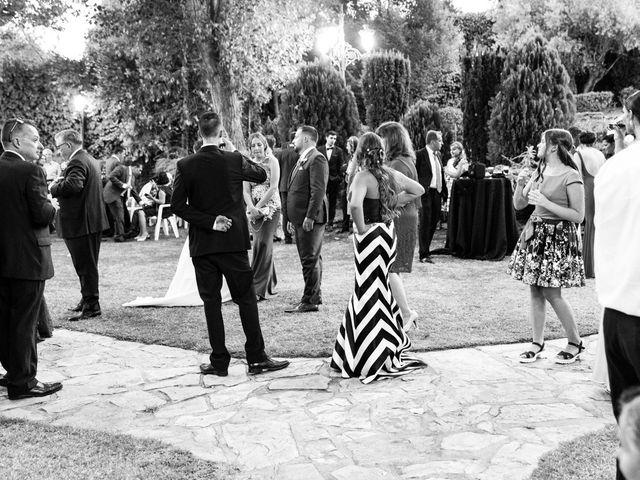 La boda de Jesús y Nieves en Galapagar, Madrid 63