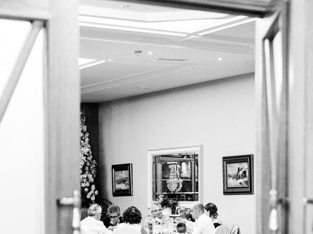 La boda de Jesús y Nieves en Galapagar, Madrid 72