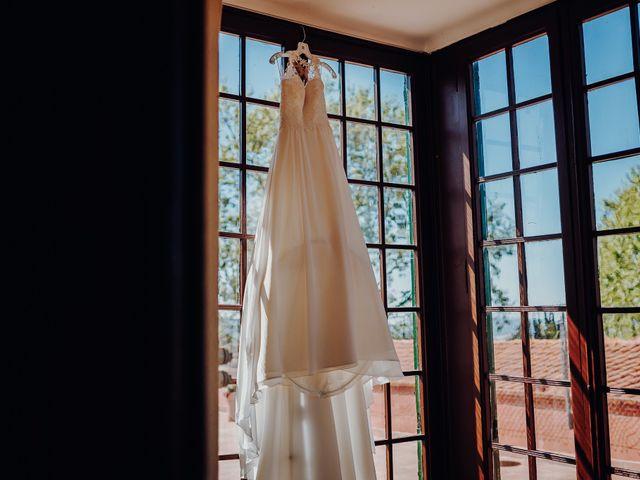 La boda de Ian y Jennifer en Sant Cugat Sesgarrigues, Barcelona 4