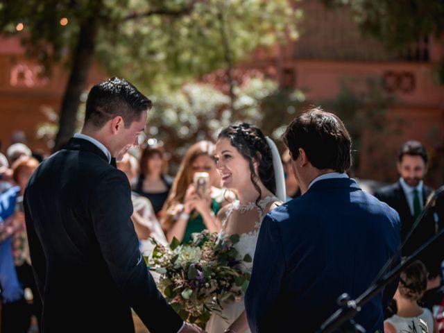 La boda de Ian y Jennifer en Sant Cugat Sesgarrigues, Barcelona 15