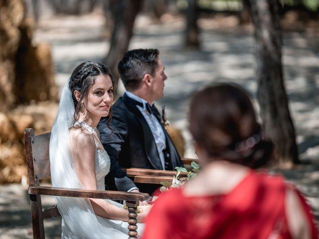La boda de Ian y Jennifer en Sant Cugat Sesgarrigues, Barcelona 18