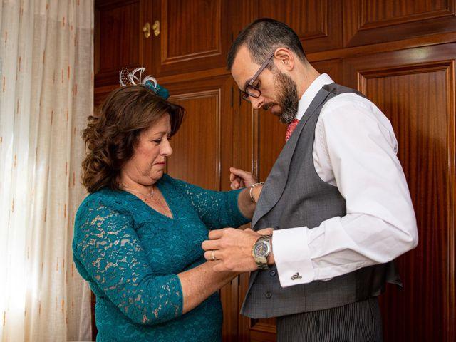 La boda de David y Elena en Alhaurin De La Torre, Málaga 5