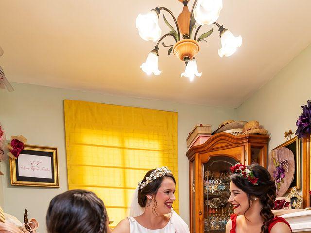 La boda de David y Elena en Alhaurin De La Torre, Málaga 14