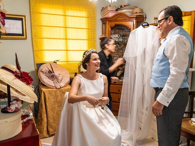 La boda de David y Elena en Alhaurin De La Torre, Málaga 15