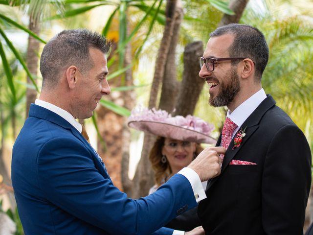 La boda de David y Elena en Alhaurin De La Torre, Málaga 18