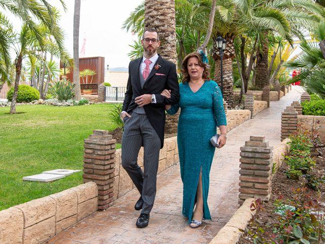 La boda de David y Elena en Alhaurin De La Torre, Málaga 19