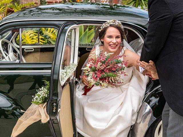 La boda de David y Elena en Alhaurin De La Torre, Málaga 20