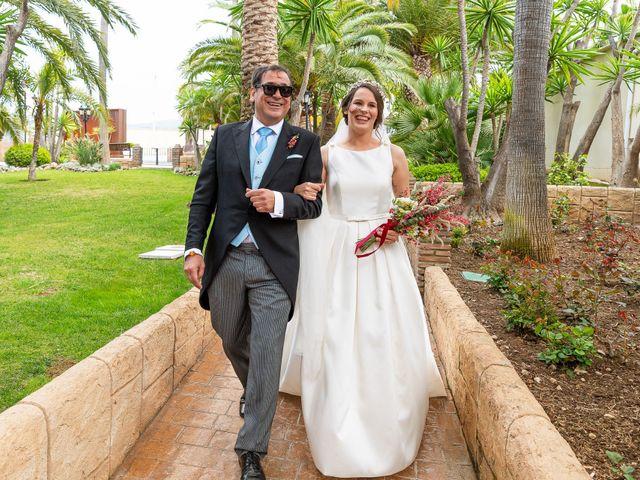 La boda de David y Elena en Alhaurin De La Torre, Málaga 23