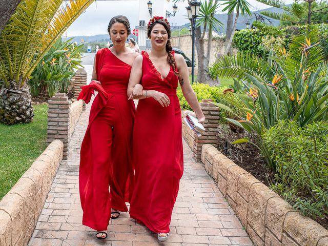 La boda de David y Elena en Alhaurin De La Torre, Málaga 24