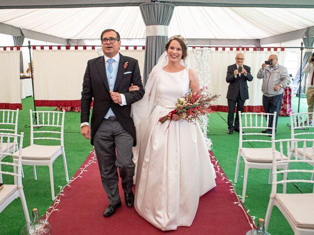 La boda de David y Elena en Alhaurin De La Torre, Málaga 26
