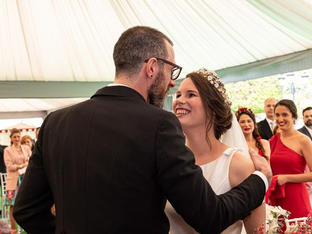 La boda de David y Elena en Alhaurin De La Torre, Málaga 28