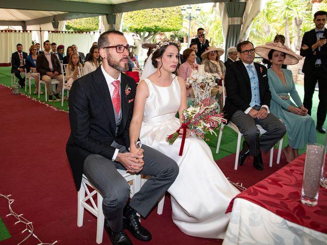 La boda de David y Elena en Alhaurin De La Torre, Málaga 29