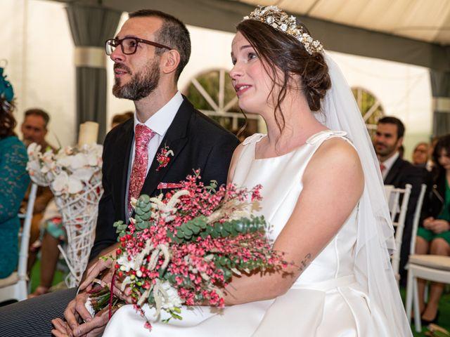 La boda de David y Elena en Alhaurin De La Torre, Málaga 30