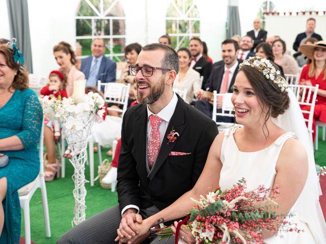 La boda de David y Elena en Alhaurin De La Torre, Málaga 31