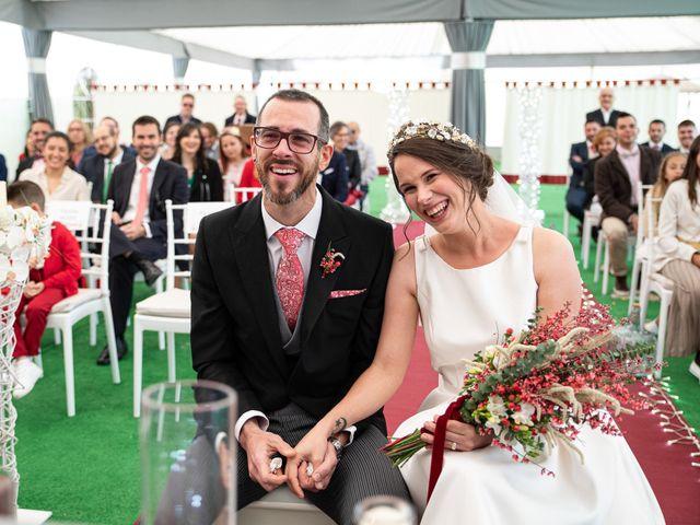 La boda de David y Elena en Alhaurin De La Torre, Málaga 34
