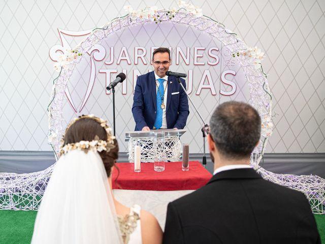 La boda de David y Elena en Alhaurin De La Torre, Málaga 36