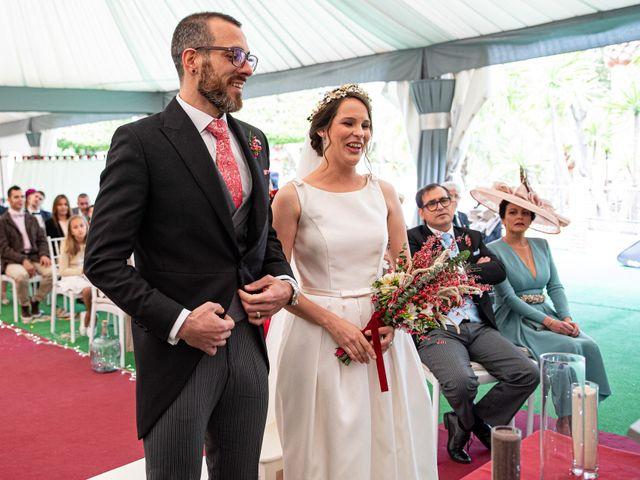 La boda de David y Elena en Alhaurin De La Torre, Málaga 37