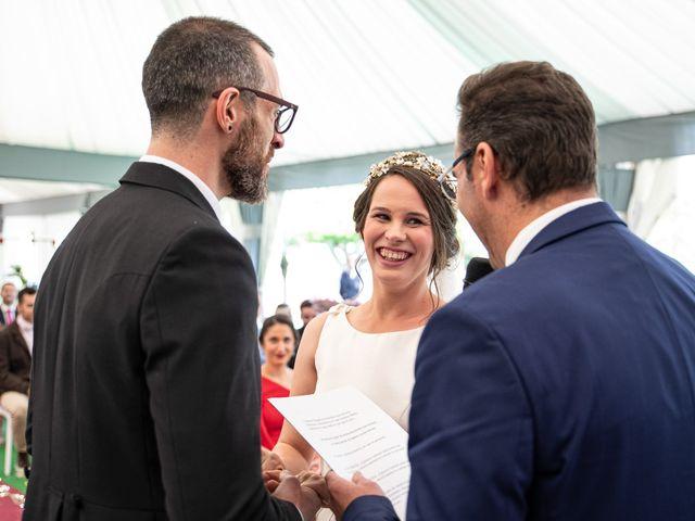La boda de David y Elena en Alhaurin De La Torre, Málaga 39