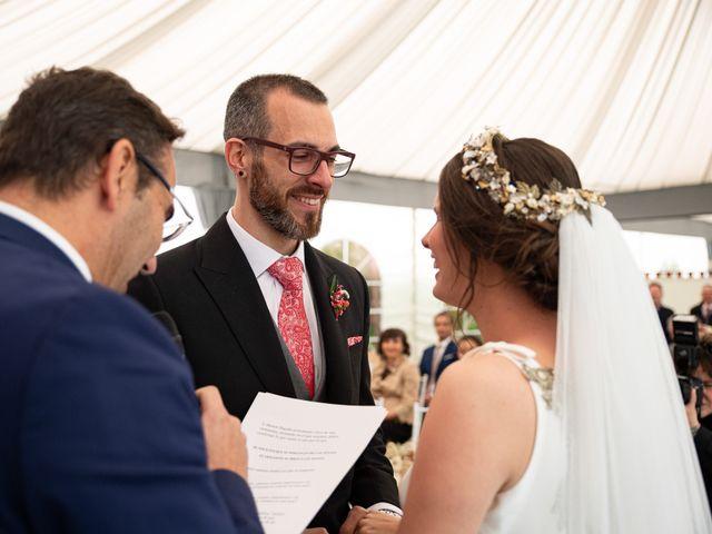 La boda de David y Elena en Alhaurin De La Torre, Málaga 38