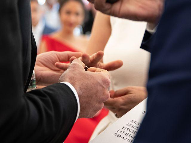 La boda de David y Elena en Alhaurin De La Torre, Málaga 40