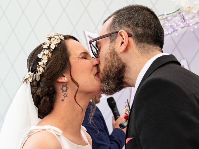 La boda de David y Elena en Alhaurin De La Torre, Málaga 42