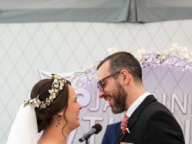 La boda de David y Elena en Alhaurin De La Torre, Málaga 44