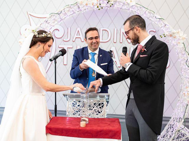 La boda de David y Elena en Alhaurin De La Torre, Málaga 45