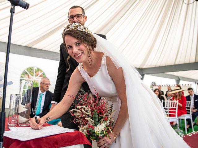 La boda de David y Elena en Alhaurin De La Torre, Málaga 48