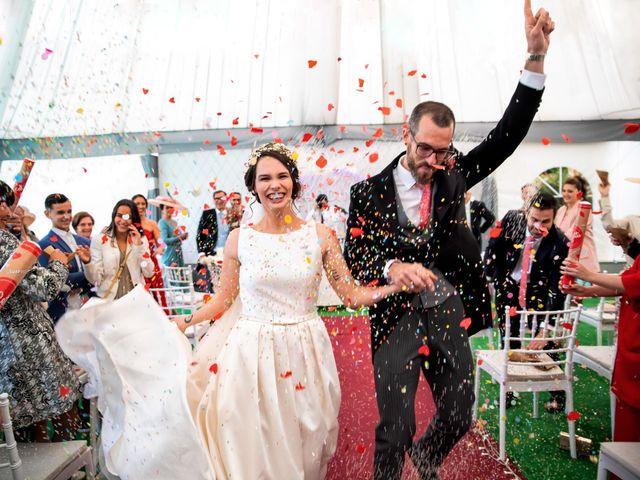 La boda de David y Elena en Alhaurin De La Torre, Málaga 52