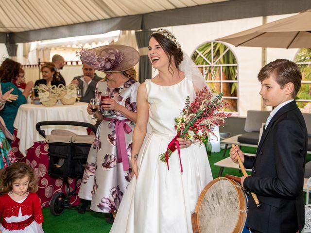 La boda de David y Elena en Alhaurin De La Torre, Málaga 55