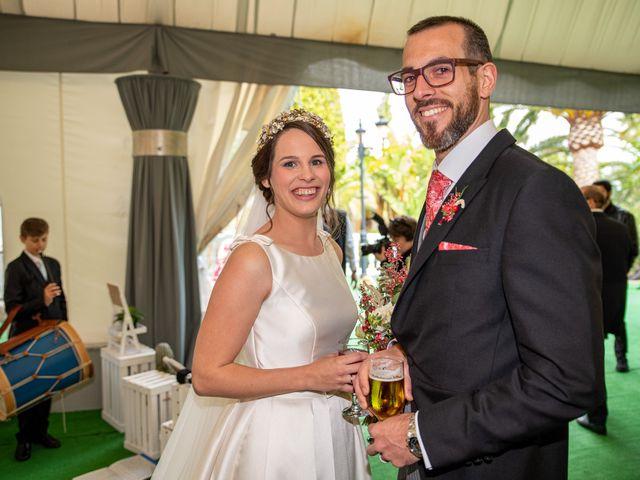 La boda de David y Elena en Alhaurin De La Torre, Málaga 56