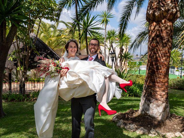 La boda de David y Elena en Alhaurin De La Torre, Málaga 60