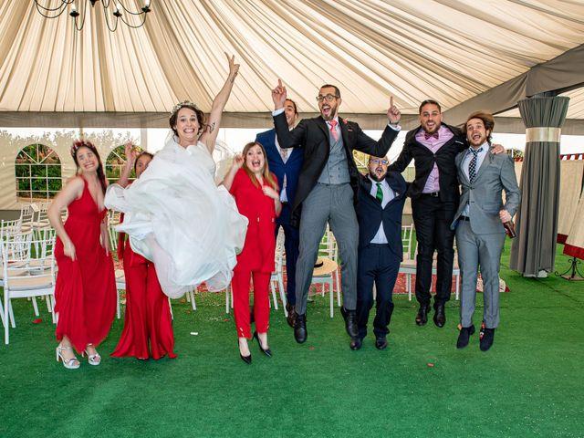 La boda de David y Elena en Alhaurin De La Torre, Málaga 62