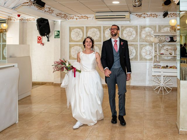 La boda de David y Elena en Alhaurin De La Torre, Málaga 63