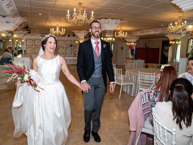 La boda de David y Elena en Alhaurin De La Torre, Málaga 64