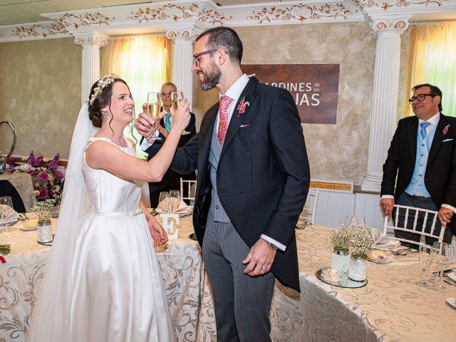 La boda de David y Elena en Alhaurin De La Torre, Málaga 65