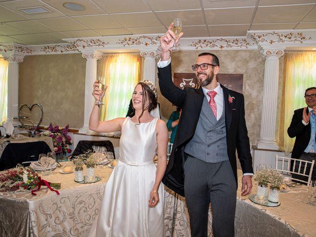 La boda de David y Elena en Alhaurin De La Torre, Málaga 66