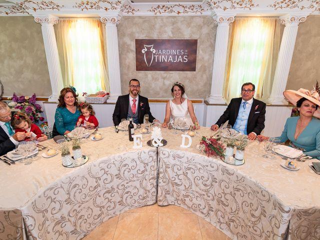 La boda de David y Elena en Alhaurin De La Torre, Málaga 67