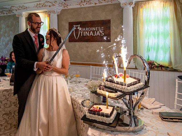 La boda de David y Elena en Alhaurin De La Torre, Málaga 68