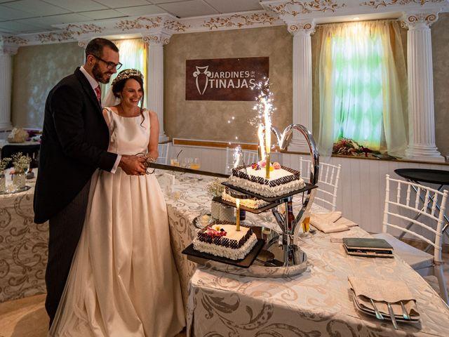 La boda de David y Elena en Alhaurin De La Torre, Málaga 69