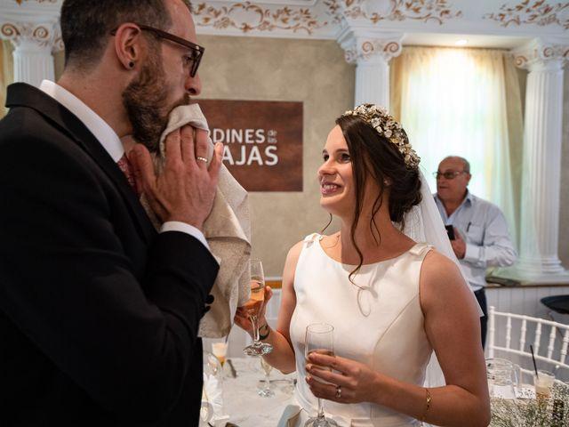 La boda de David y Elena en Alhaurin De La Torre, Málaga 70