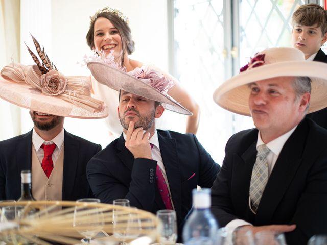 La boda de David y Elena en Alhaurin De La Torre, Málaga 73